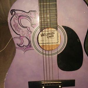Darling Divas guitar